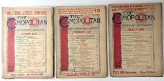 The Cosmopolitan, an Illustrated Monthly Magazine, January, February, March 1897 - The complete...