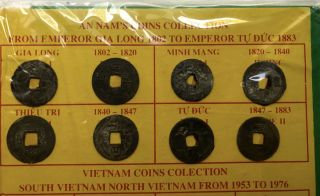 Coins Collection: Indochine - Annam - Vietnam