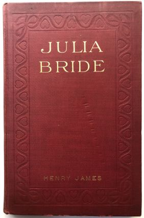 Julia Bride. Henry James