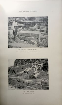 Investigations at Athos, Drawings and Photographs of the Buildings and Objects Discovered during the Excavations of 1881, 1882, 1883