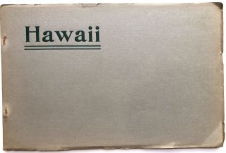 Congressional Party in Hawaii, May 1907, souvenir; Letters written to the Washington, Pa....