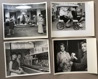19 8x10 original photos of 1950s-60s of Joseph Horne's Department Store: manikins, interiors, employees, and Phyllis Diller!
