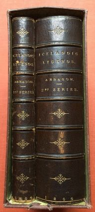 Icelandic Legends, First and Second Series (1864, 1866) 2 volumes