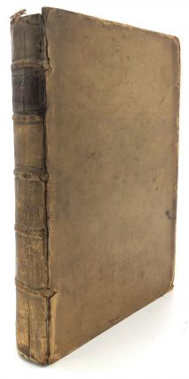 The Dunciad -- the copy of Anne Dashwood Stewart, Dowager Countess of Galloway. Alexander Pope