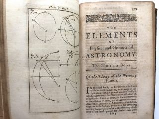 The Elements of Physical and Geometrical Astronomy to Which is Annex'd Dr Halley's Synopsis of the Astronomy of Comets...the whole newly Revised, and Compared with the Latin, and Corrected Throughout, Vol. I ONLY