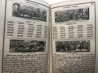The National Pictorial Primer, designed for the use of Schools and Families...