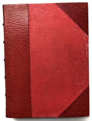 The Chase, the Road and the Turf - in fine Bayntun binding
