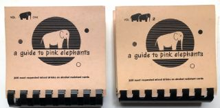A Guide to Pink Elephants, Vols. 1 & 2