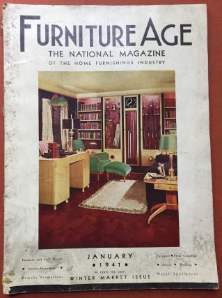 Furniture Age, the national magazine of the home furnishings industry...