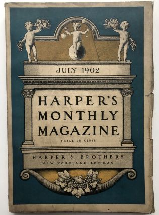 Harper's New Monthly Magazine, July 1902. Henry S. Kirk Edmund Gosse, Edwin A. Abbey
