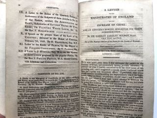 The Pamphleteer, Vol. XXIX, nos. 57 & 58 (LVII, LVIII), 1828