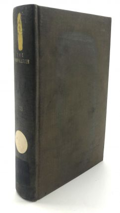 The Pamphleteer, Vol. XIII, nos. 25 & 26, 1818. Henry Brougham, George Dyer, Baron de Vastey,...