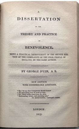 The Pamphleteer, Vol. XIII, nos. 25 & 26, 1818