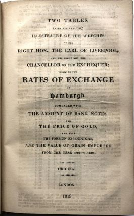 The Pamphleteer, Vol. XV, nos. 29 & 30, 1819