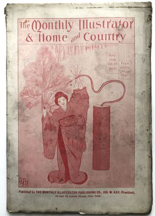 The Monthly Illustrator & Home and Country, July 1896. Rufus R. Wilson Edward Bisson