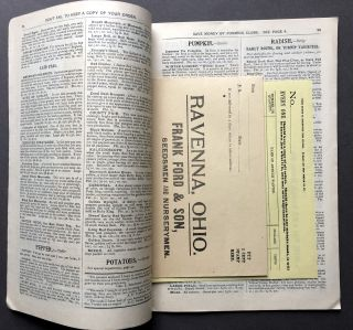 1897 catalogue: A Low Priced and Systematically Arranged Book for Busy Buyers of Choice Tested Seeds, Plants, Trees, Potatoes, Etc.