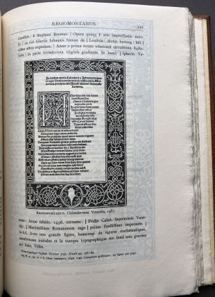 Incunabula Typographica: A Descriptive Catalogue Of The Books Printed In The Fifteenth Century (1460-1500) In The Library Of Henry Walters