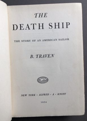 The Death Ship, the story of an American sailor