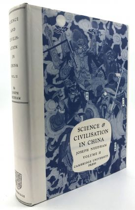 Science and Civilisation in China, Volume 2: History of Scientific Thought. Joseph Needham