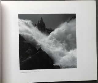 Yosemite and the Range of Light - signed copy