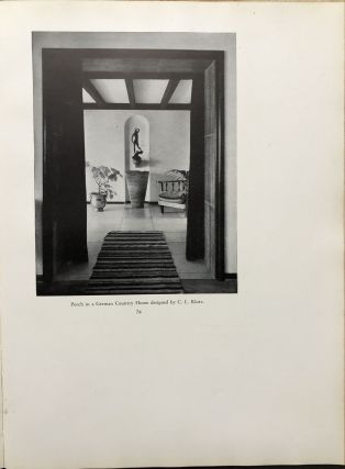 New Dimensions, the Decorative Arts of Today in Words and Pictures - first edition in dust jacket