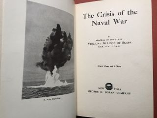 The Crisis of the Naval War - signed copy