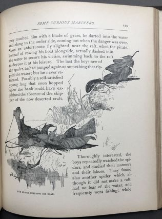 A Frozen Dragon and other Tales; A Story-Book of Natural History for Boys and Girls