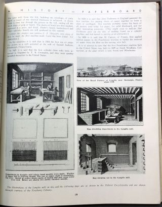 Paperboard and Paperboard Containers, a History
