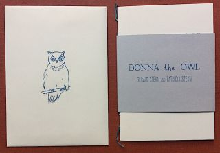 Donna the Owl (signed edition)