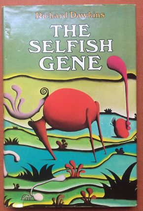 The Selfish Gene - First American edition in dust jacket