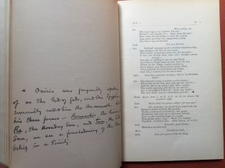 Memnon: A Tragedy in Five Acts (inscribed copy, 1881)