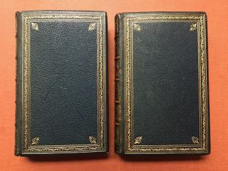 The Poetical Works of Richard Monckton Milnes, Lord Broughton (2 volumes, 1876, presentation copy...