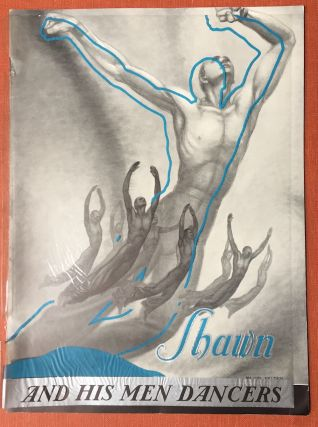 Souvenir Program: Shawn and his Men Dancers (Ted Shawn) - 1937