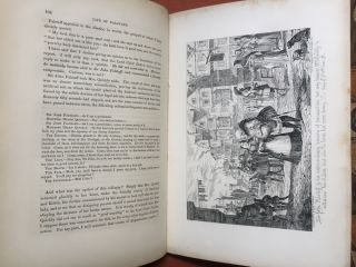 The Life of Sir John Falstaff, illustrated by George Cruikshank (First edition, 1858)