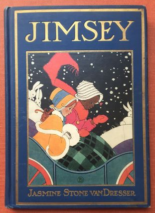 Jimsey, with pictures by Dorothy Lake Gregory