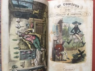 Doctor Comicus; or The Frolics of Fortune. A Comic, Satirical Poem, for the Squeamish and...