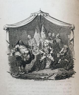 Points of Humour, illustrated by the Designs of George Cruikshank (Parts One and Two, 1823-1824)