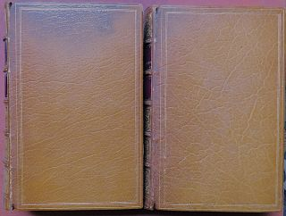 Persia and the Persian Question (2 volumes, 1892, finely bound by Zaehnsdorf)