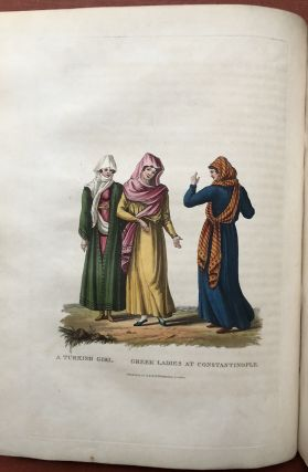Recollections of a Classical Tour through various parts of Greece, Turkey, and Italy, made in the years 1818 & 1819