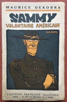 Sammy, Volontaire Américain - inscribed by author