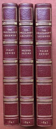 The Ingoldsby Legends, First, Second and Third Series (1840-1847) -...