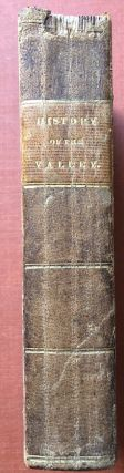 A History of the Valley of Viriginia (1833 first edition in original binding)