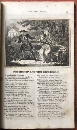 The Wit's Album; or, Pine-Apple of Literature: Being an Extensive Repository of Wit, Humour and Eccentricity...Embellished with Copper-Plate Etchings by R. Cruikshank, Aqua-Tinted by Joseph Gleadah
