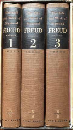 The Life and Work of Sigmund Freud (250 signed, in slipcase)