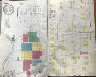 Sanborn Map of Clarion, PA, for the Exclusive use of...