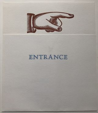 Hand Prints, a collection of poems from the 1977 Port Townsend Poetry Symposium