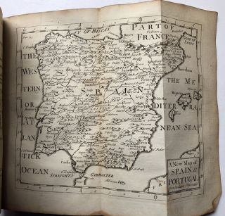 Geography Anatomiz'd: or, the Georgraphical Grammar. Being a Short and Exact Analysis of the whole Body of Modern Geography...(1739)
