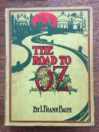 The Road to Oz, first edition