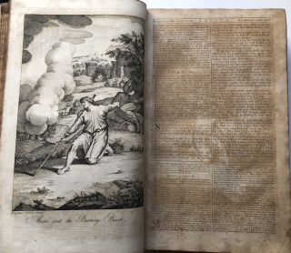 First folio & illustrated Bible in English printed in the US: The Christian's New and Complete Family Bible: or, Universal Library of Divine Knowledge (Philadelphia, 1788-1790)