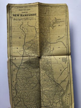 The New Hampshire Register Farmers' Almanac, and Business Directory for 1872